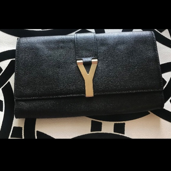 Yves Saint Laurent Bags   Ysl Clutch   Poshmark b010dee530